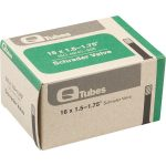 Quality Bicycle Products Q Tubes Schrader Valve, 16 X 1.5-1.75 In.