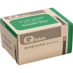 Quality Bicycle Products Q Tubes Schrader Valve, 12.5 X 2.25 In.