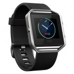 Fitbit Blaze Fitness Watch, Black, Large – Black