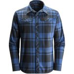 Black Diamond Men's Long-Sleeve Stretch Technician Shirt – Blue – Size M