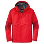 Outdoor Research Men's Maximus Jacket – Red