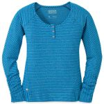 Outdoor Research Women's Mikala Henley – Blue – Size M