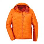 Outdoor Research Men's Cathode Hooded Jacket – Orange