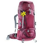 Deuter Women's Act Lite 45 + 10 Sl Backpack – Purple