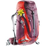 Deuter Womens Act Trail Pro 38 Sl Backpack – Purple