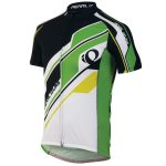 Pearl Izumi Men's Elite Ltd Cycling Jersey, Green Flash – Green