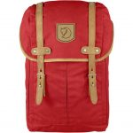 Fjallraven Rucksack No. 21 Small – Red
