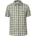 Fjallraven Men's Sarek Short-Sleeve Shirt – Green