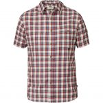 Fjallraven Men's Sarek Short-Sleeve Shirt – Red
