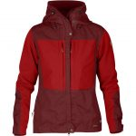 Fjallraven Women's Keb Jacket – Red