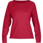 Fjallraven Women's Ovik Sweater – Orange