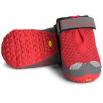 Ruffwear Grip Trex Dog Boots – Red