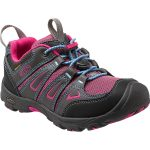 Keen Kids Oakridge Wp Hiking Shoes, Magnet – Black