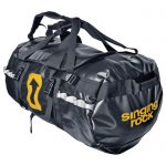 Singing Rock 90L Expedition Duffel Bag – Black