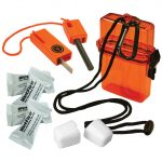 Ultimate Survival Technologies Fire Starter Kit 1.0 – Orange