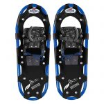 Redfeather Hike Series 8โ€ X 22โ€ Snowshoes – Black
