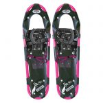 Redfeather Hike Series 7.5โ€ X 22โ€ Womens Snowshoes – Black