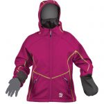 Loki Womens Mountain Jacket – Red