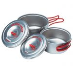 Evernew Titanium Ultra-Light Small Pot Set