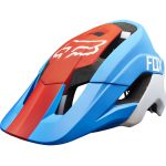 FOX RACING Metah Graphics Bike Helmet – Blue