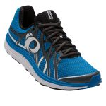 Pearl Izumi Men's Road N3 Running Shoe, Shadow Grey/fountain Blue – Black