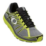 Pearl Izumi Men's Road M3 V2 Running Shoe, Smoked Pearl/lime Punch – Black