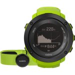 Suunto Ambit3 Gps Watch With Heart Rate Monitor – Green
