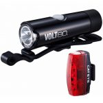Cateye Volt 80 And Micro Rear Bicycle Light Combo