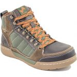 Forsake Mens Hiker Waterproof Boots, Brown/green – Brown