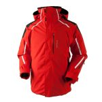 Obermeyer Mens Charger Jacket – Red