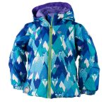 Obermeyer Girls Ashlyn Jacket – Blue