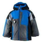 Obermeyer Boys Blaster Jacket – Blue