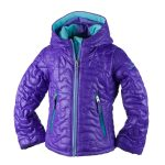 Obermeyer Girls Comfy Jacket – Purple