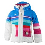 Obermeyer Girls Snowdrop Jacket – White