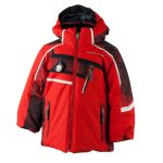 Obermeyer Boys Tomcat Jacket – Red