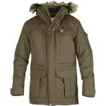 Fjallraven Men's Yupik Parka – Brown