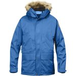 Fjallraven Men's Keb Eco-Shell Parka – Blue