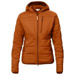 Fjallraven Women's Keb Padded Hoodie – Orange