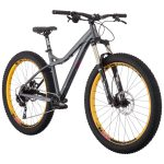 Diamondback Women's Rely Trail + Trail Bike – Black