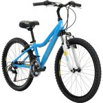 Diamondback Girl's Lustre 24 Mountain Bike – Black