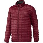 Adidas Mens Flyloft Jacket – Red