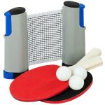 GSI Backpack Table Tennis Set