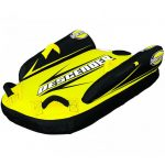 Sportsstuff Descender Inflatable Bodyboard Sled – Black